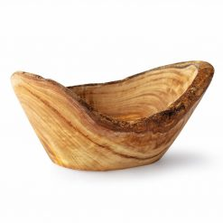 Wood Soap Dish - Round