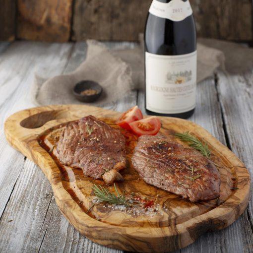 Wooden Steak Board for Food