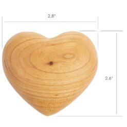 I Love You 3D Wood Heart