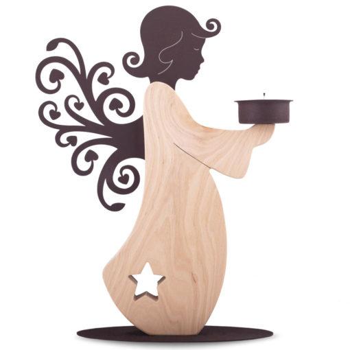 Angel Tealight Candle Holder